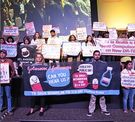 MSF halts 50th Union World Conference on Lung Health